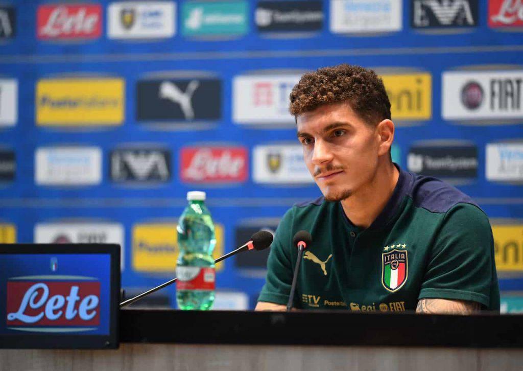 Italia Di Lorenzo esultanza (Getty Images)