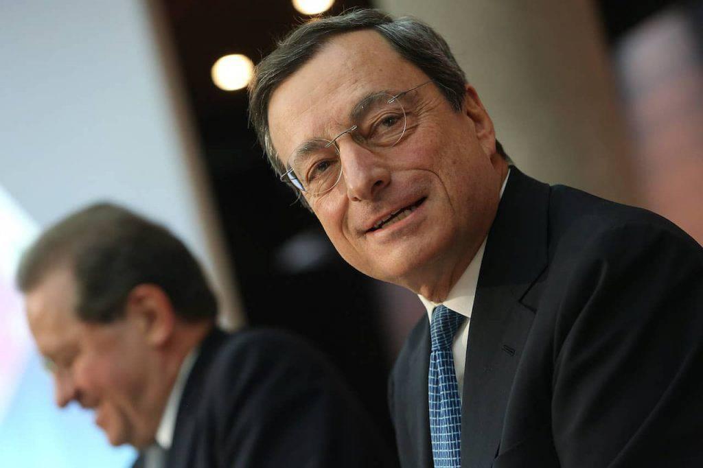 Italia Donnarumma e l'intesa con Draghi (Getty Images)