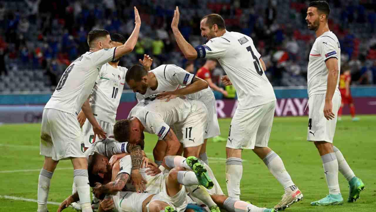 Italia EURO 2020 Salvini