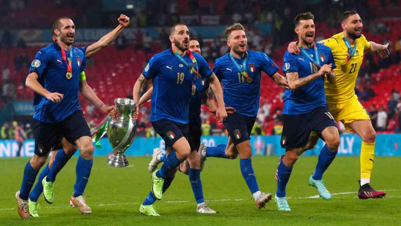 Italia Tatuaggio EURO 2020