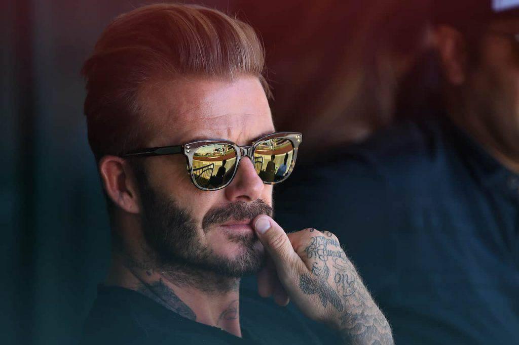 Italia-Inghilterra Beckham polemica tifosi azzurri (Getty Images)