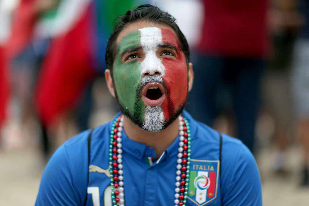 Italia-Inghilterra le promesse social (Getty Images)