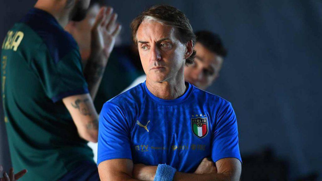Italia Mancini EURO 2020