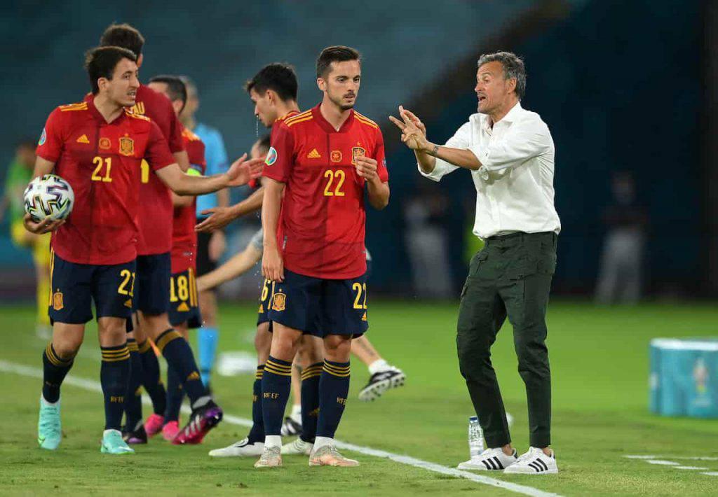 Italia-Spagna Luis Enrique (Getty Images)