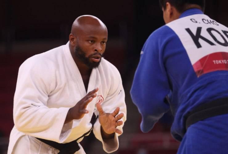 Mourinho Olimpiadi Judo