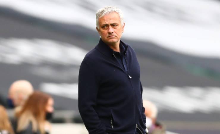 mourinho triestina roma