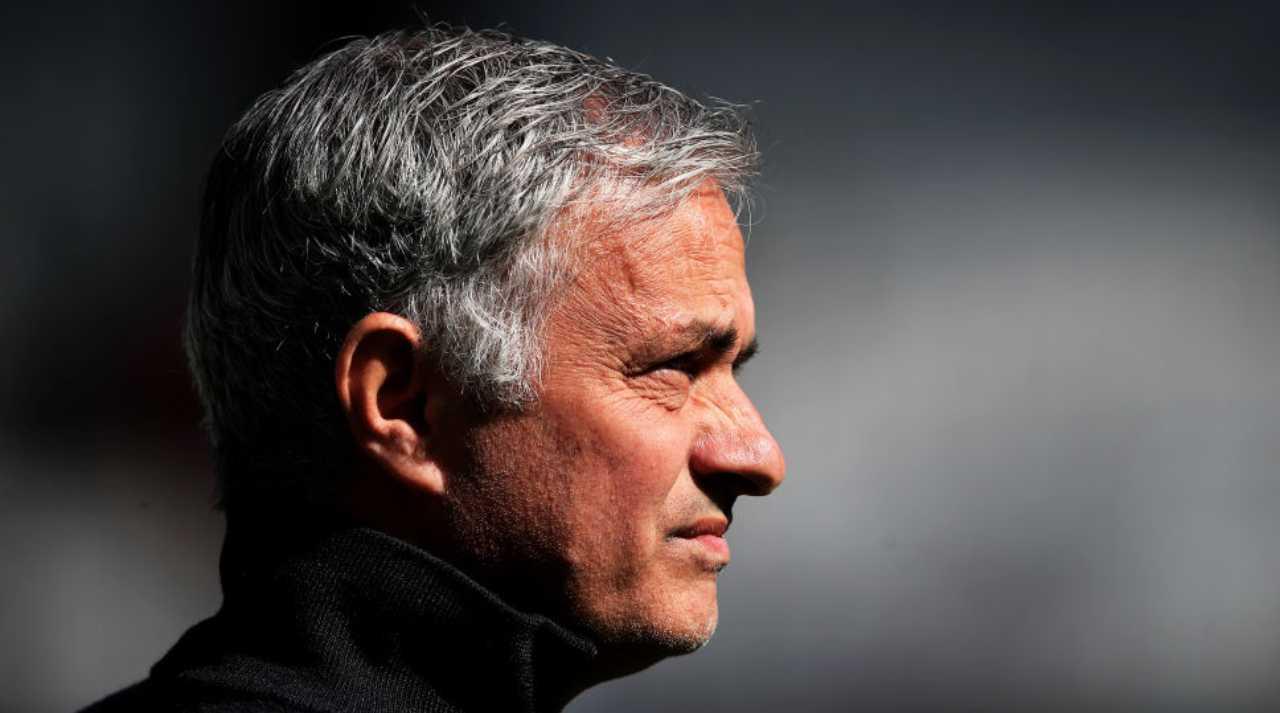 Mourinho allenatore