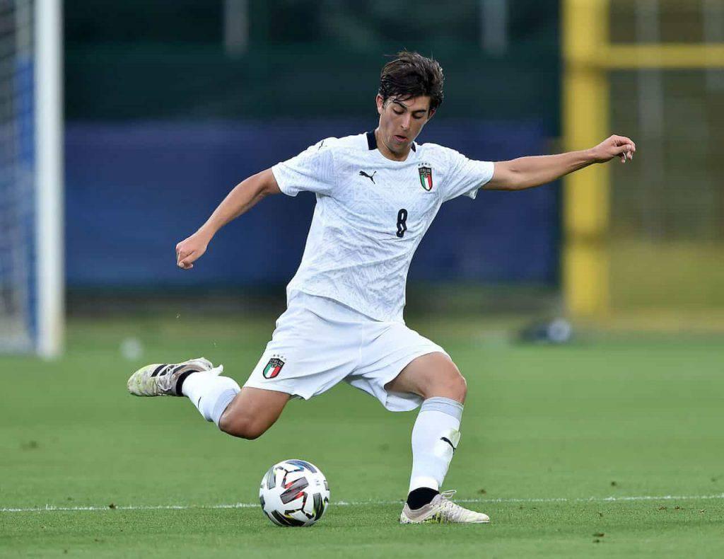 Juventus Ranocchia il centrocampista del futuro (Getty Images)