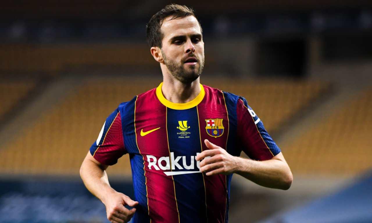 Pjanic alla Juve, c'è via libera del Barcellona (Getty Images)
