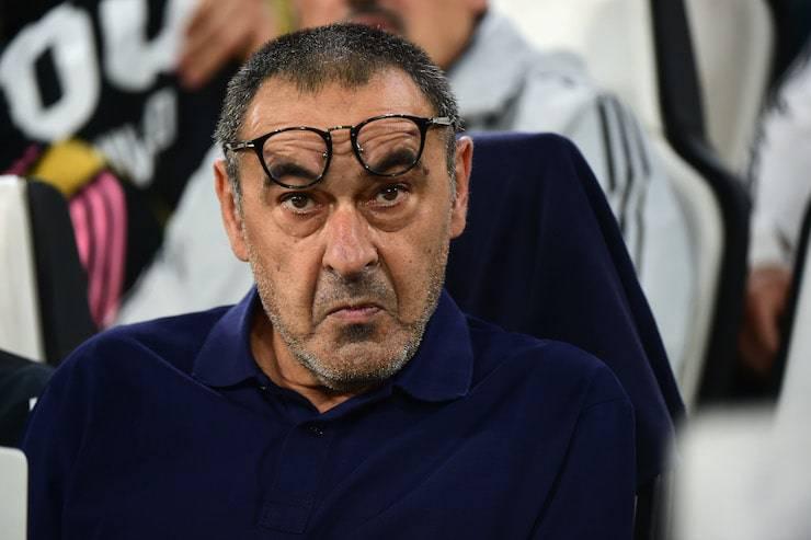 L'allenatore biancoceleste e il suo angolo di paradiso (Getty Images)