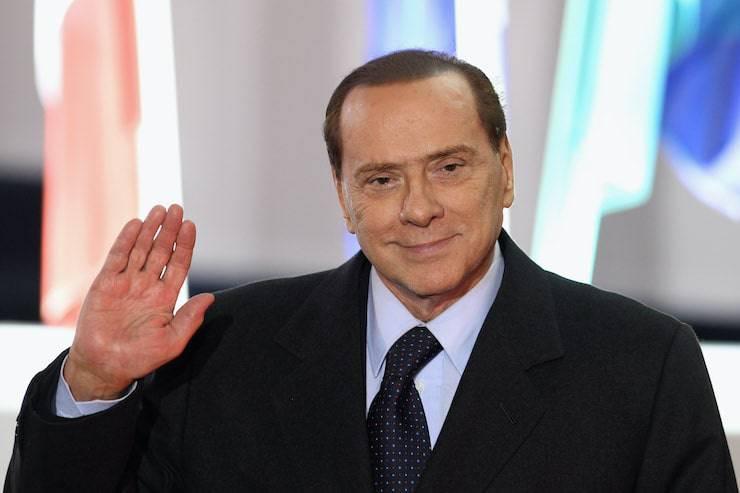 L'ex Patron del Milan tifa Italia da casa (Getty Images)