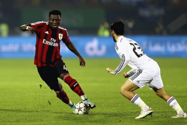 L'ex calciatore cambia attività (Getty Images)