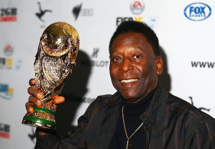 L'ex calciatore dedica un post alla campionessa verdeoro (Getty Images)