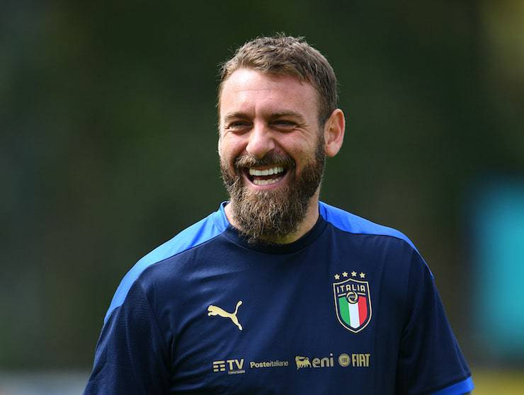 L'ex centrocampista è più social (Getty Images)