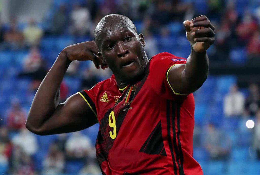Lukaku agente in sede Inter (Getty Images)
