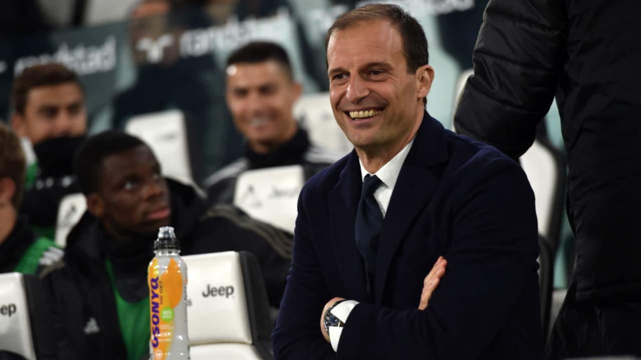 Juventus Allegri Padoin
