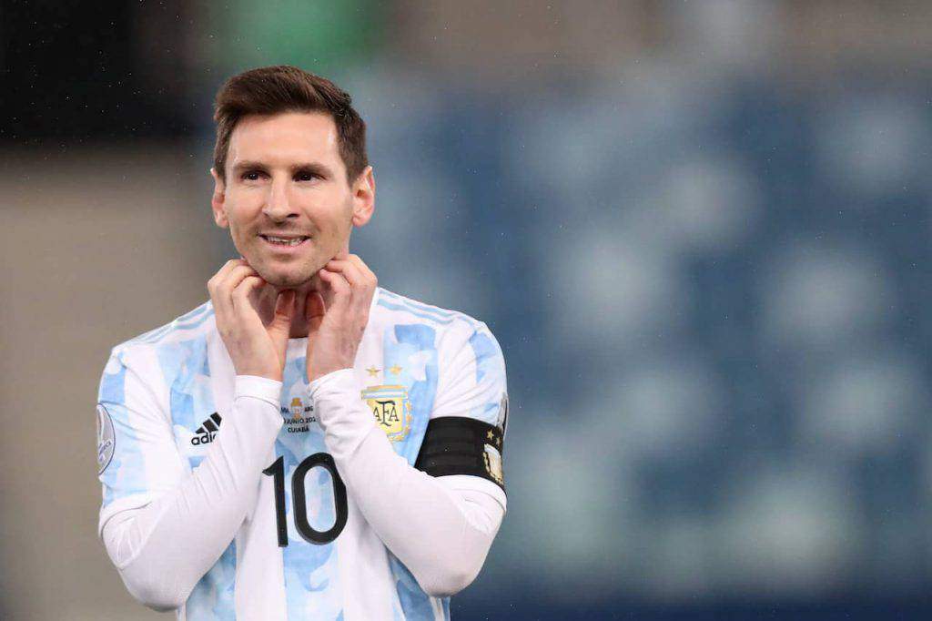 Messi vacanza (Getty Images)