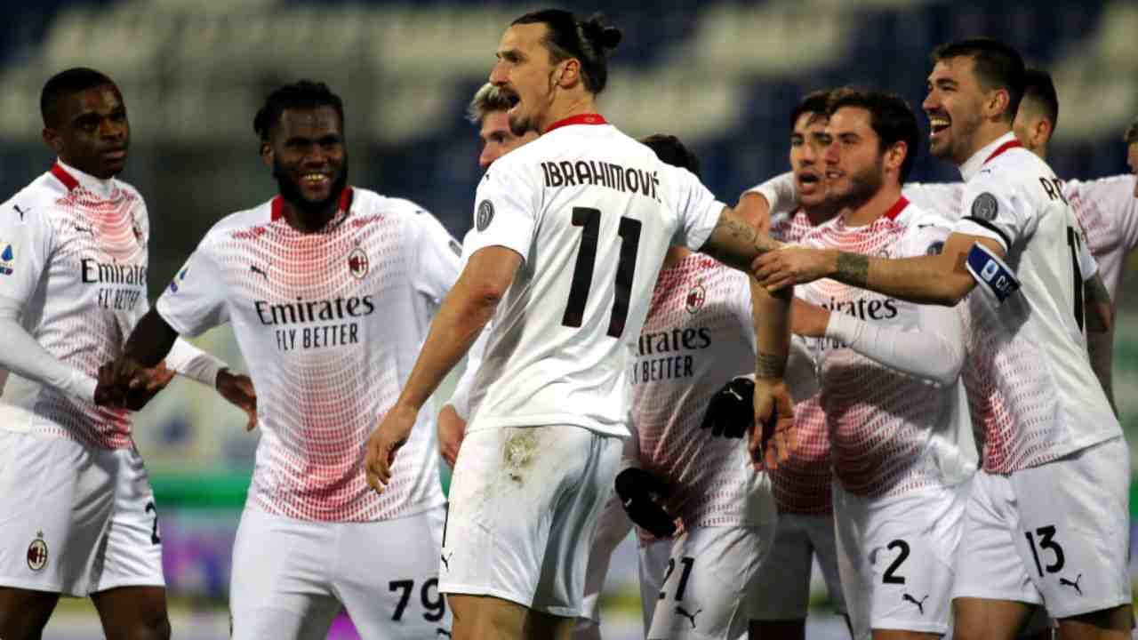 Milan Calendario Serie A