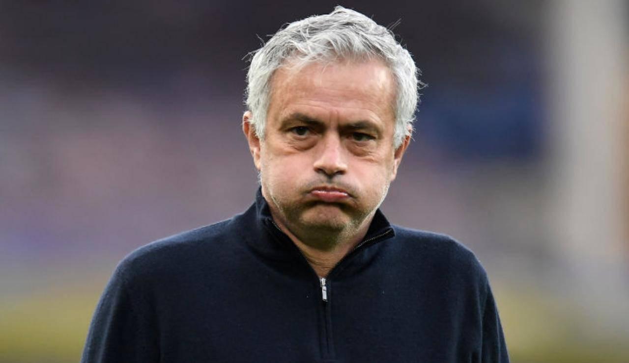 Mourinho accuse sessiste