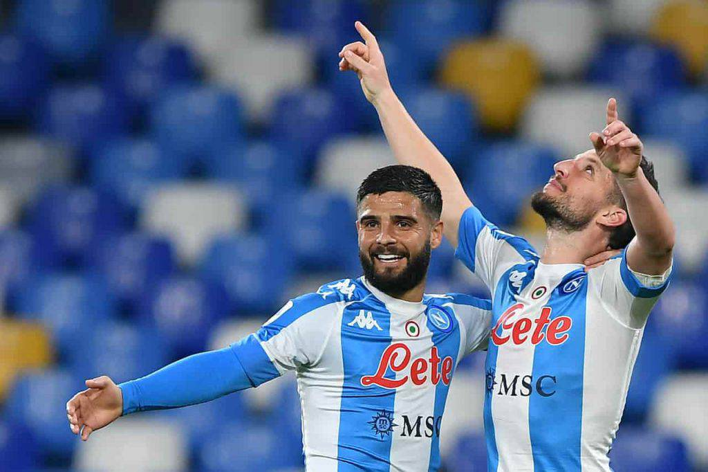 Napoli caos maglie (Getty Images)