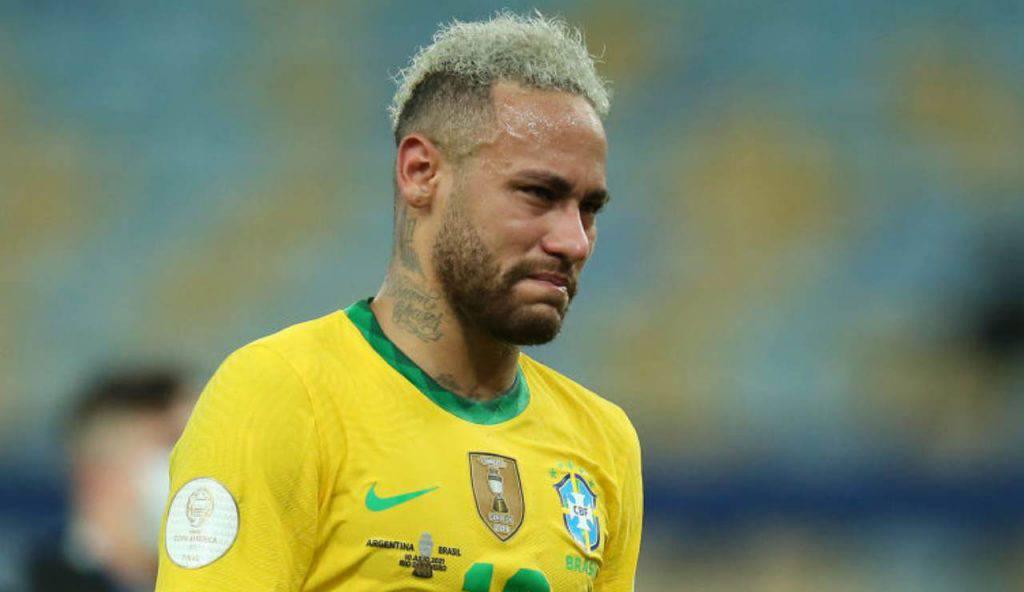 Neymar tradimento