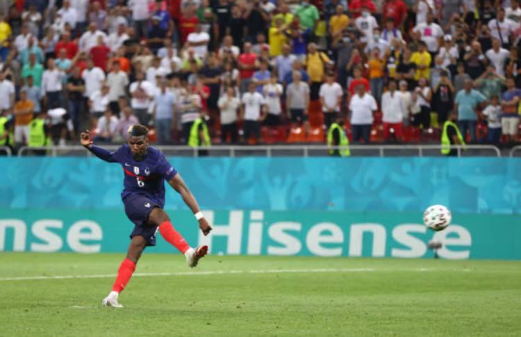 Pogba Francia