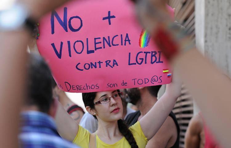 Manifestazione per i diritti della comunità LGBTQ