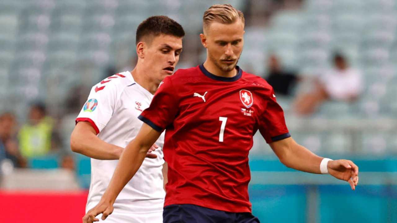 Repubblica Ceca Danimarca Highlights