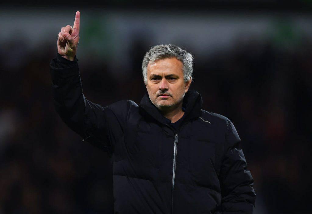 Roma Mourinho al lavoro (Getty Images)