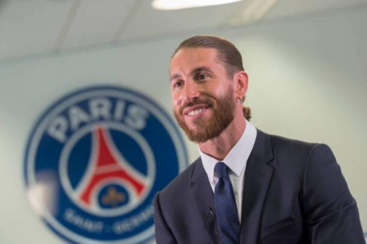 Ramos PSG