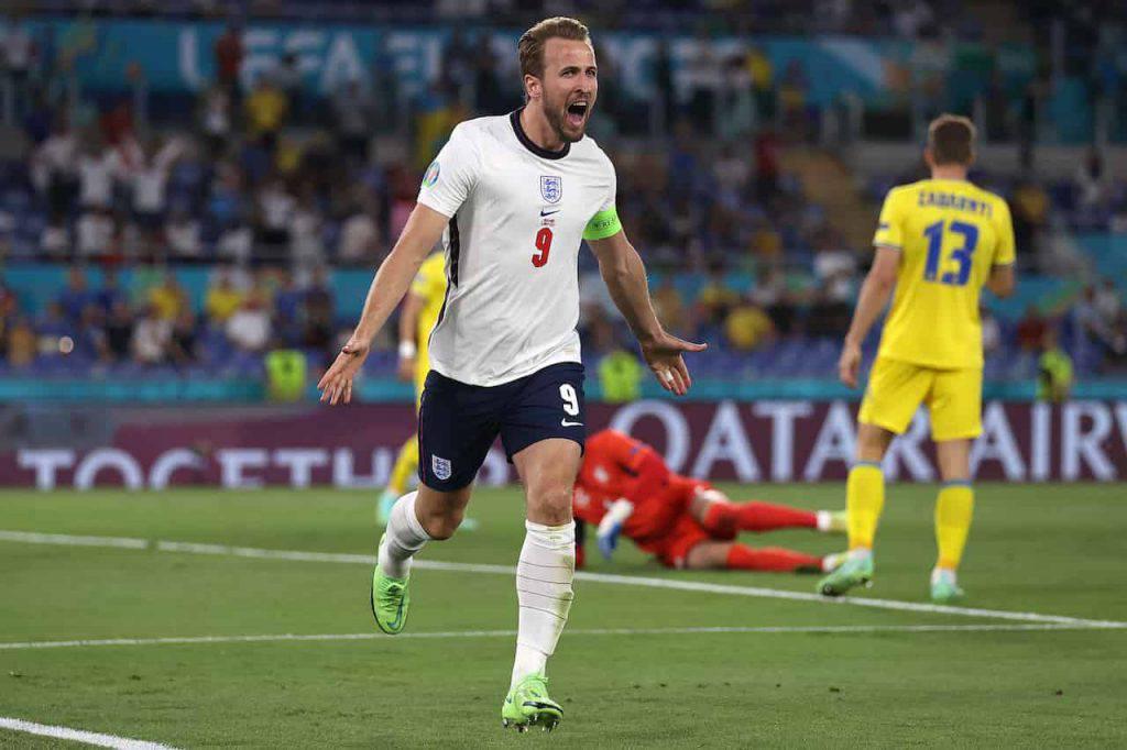 Ucraina-Inghilterra Kane da record (Getty Images)