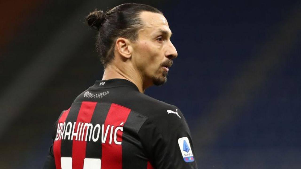 Milan Ibrahimovic Recupero