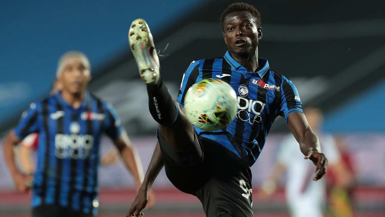 Atalanta-Maccabi 1-1, Colley salva i nerazzurri: gli highlights dell'amichevole
