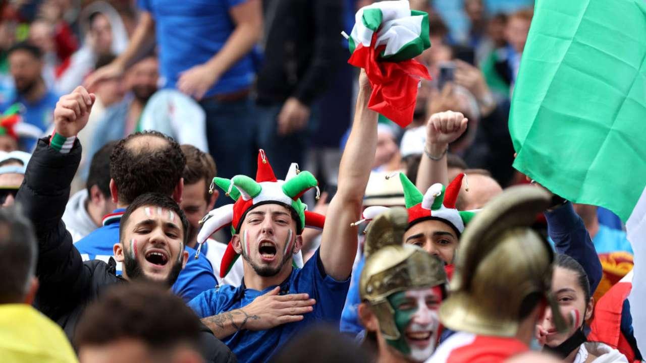 Finale EURO 2020, 1000 biglietti per i tifosi italiani: come acquistarli