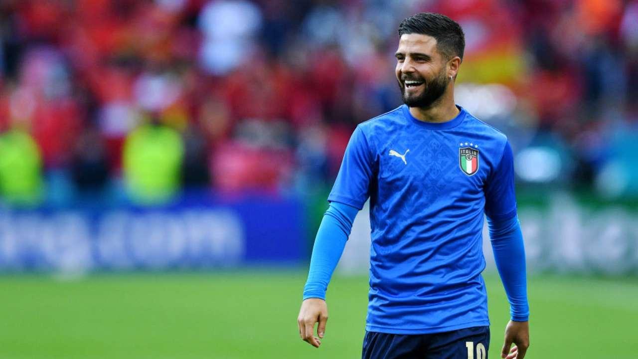 Insigne, omaggio a Spinazzola: il bel gesto dopo Italia-Spagna