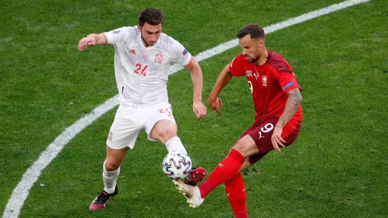 EURO 2020 highlights Svizzera-Spagna: gol e sintesi partita - Video