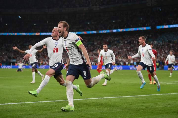 Tottenham kane