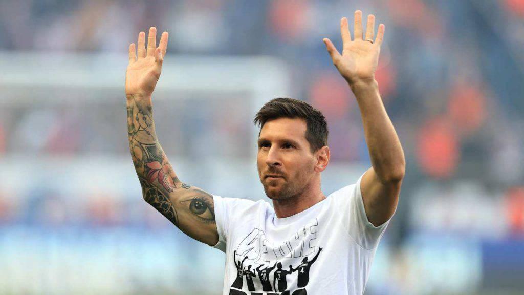 Messi Casa Miami
