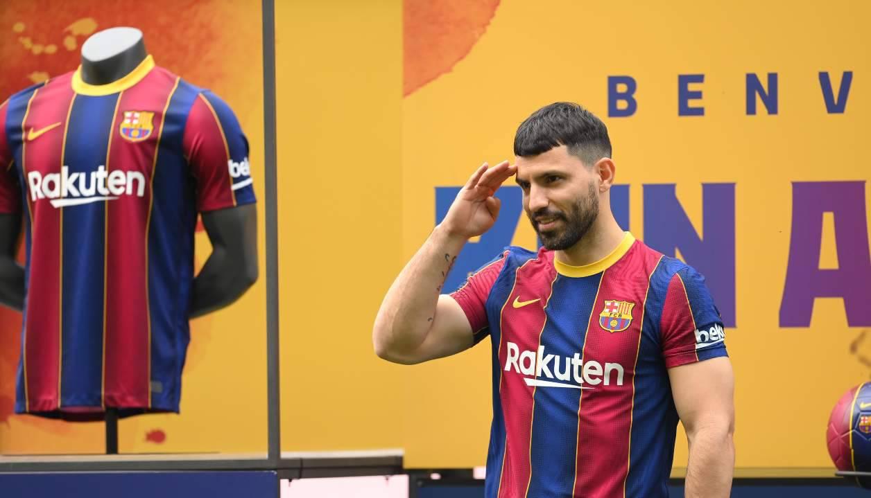 Sergio Aguero, dubbi sul futuro al Barcellona: è polemica sui social