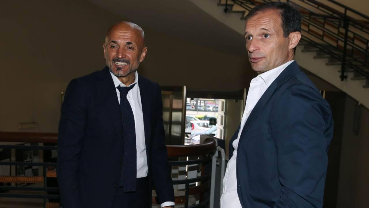 Napoli Juventus Champions Europa League