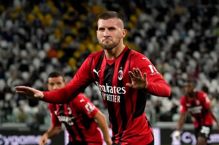 Ante Rebic, attaccante del Milan