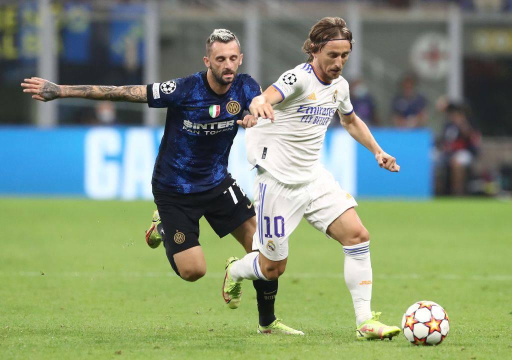 Highlights Inter Real Madrid