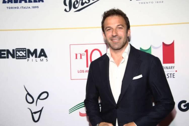 Del Piero Juve