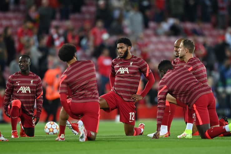 Emozioni forti ad Anfield (Getty Images)
