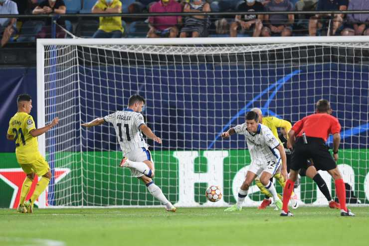 Villarreal Atalanta Highlights