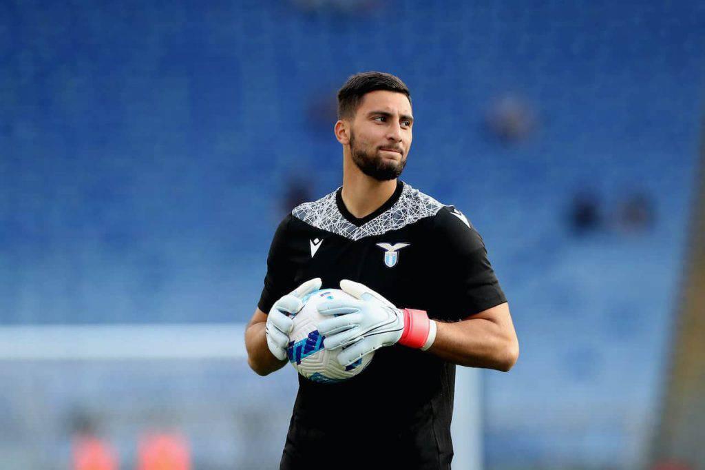 Galatasaray-Lazio, Strakosha errore (Getty Images)