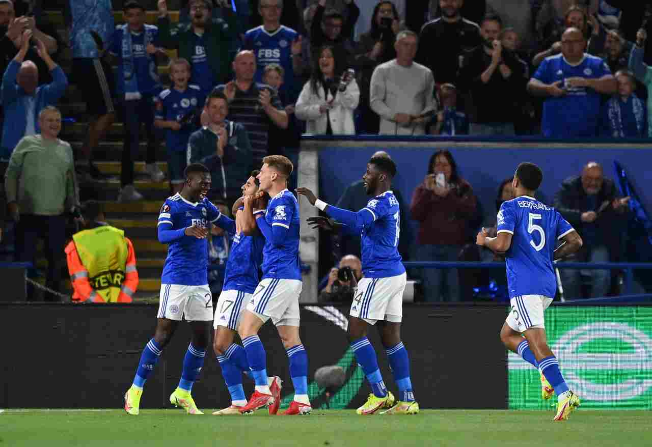 Leicester Napoli PAGELLE
