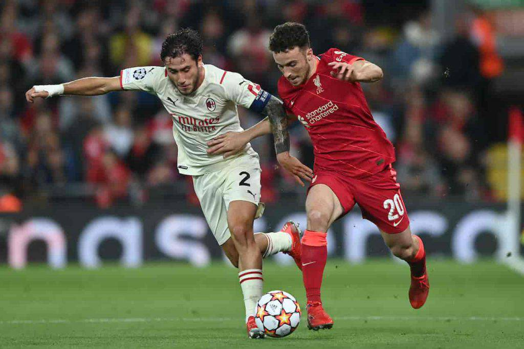 Highlights Liverpool-Milan (Getty Images)