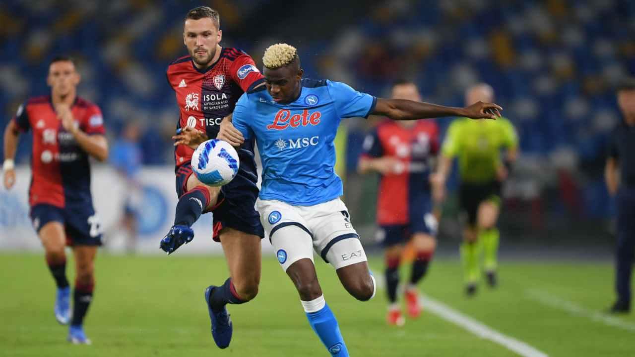 Highlights Napoli-Cagliari