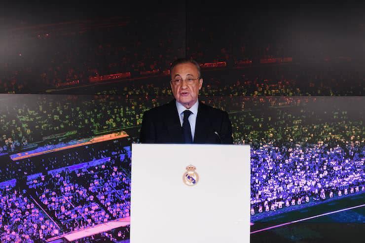 Il Patron del Real Madrid pronto a investire su tre big (Getty Images)